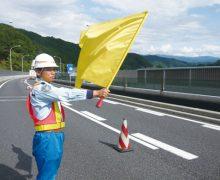 からまんでーⅡ(巻付防止・警報器付き安全旗)